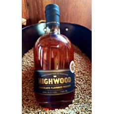 Highwood Chocolate Flavored Whiskey